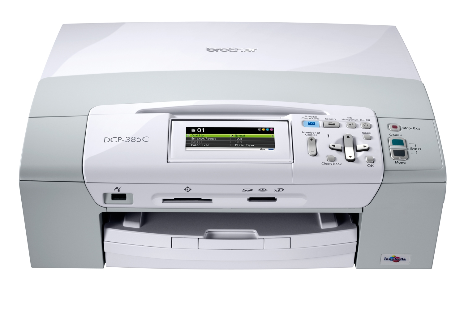 Brother dcp-385c driver for windows mac   drivers package.
